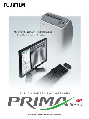 PRIMA Series (without Imager)
