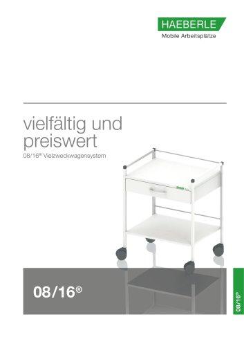 08/16 - Vielzweckwagen