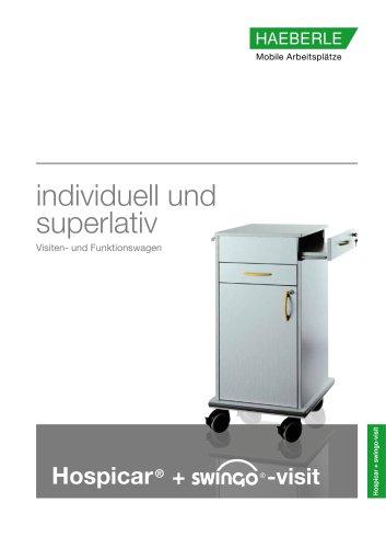 Hospicar+swingo-visit Visten- und Funktionswagen