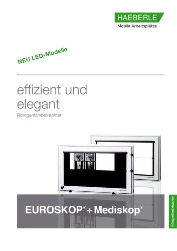 Mediskop+EUROSKOP Roentgenfilmbetrachter