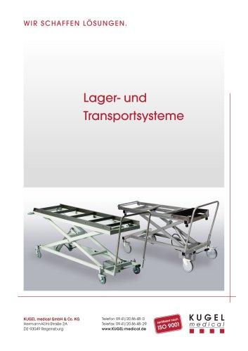 LAGER- UND TRANSPORTSYSTEME