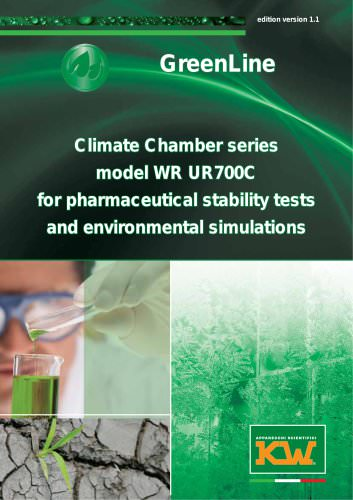 Climate Chamber series