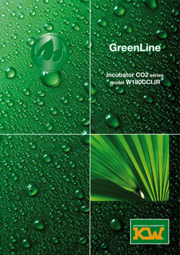 Incubator CO2 series