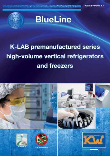 K-LAB premanufactured series