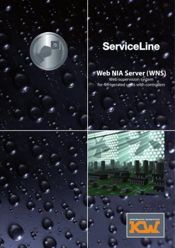 Web NIA Server (WNS)
