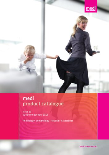 medi product catalogue