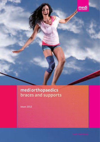 mediorthopaedics braces and supports