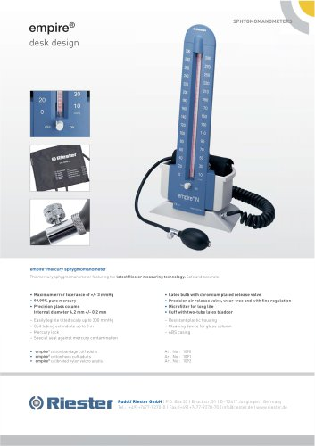 empire® desk design