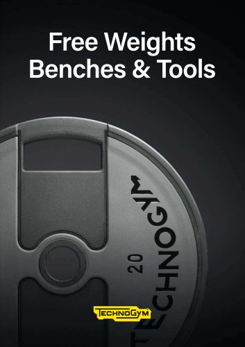 FREE WEIGHTS & BENCH TOOLS