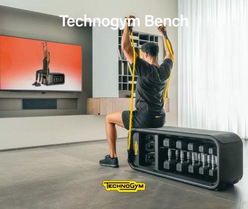 TECHNOGYM BENCH