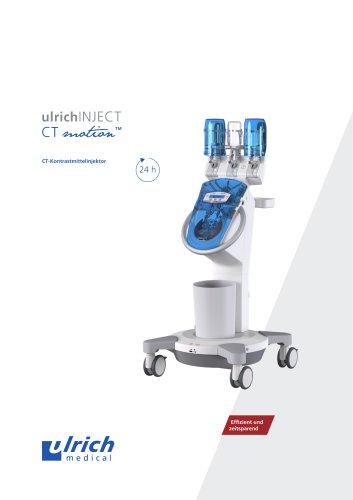 CT motion