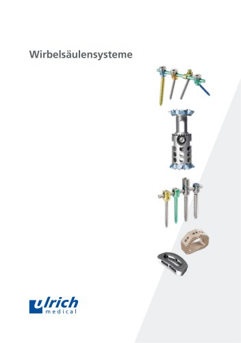 Wirbelsäulensysteme