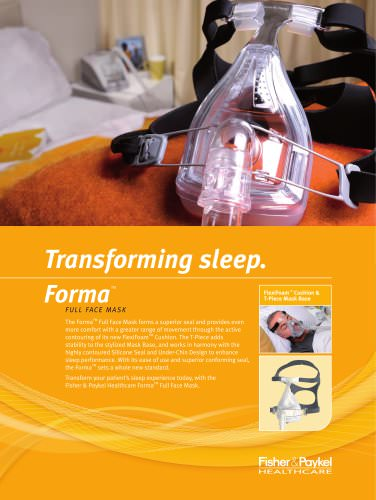 Forma™ Full Face Mask