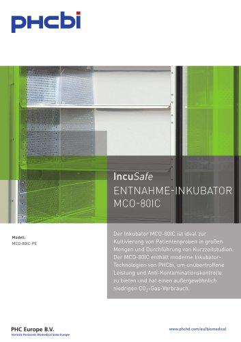 IncuSafe ENTNAHME-INKUBATOR MCO-80IC