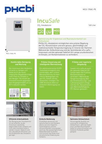MCO-170AC-PE CO2-Inkubatoren
