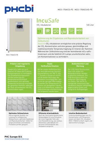 MCO-170AICD-PE CO2-Inkubatoren