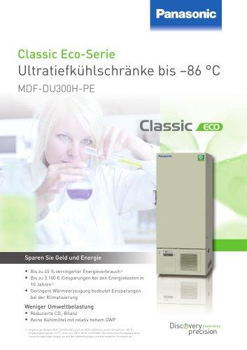 MDF-DU300H ECO Ultratiefkühlschränke bis –86 °C