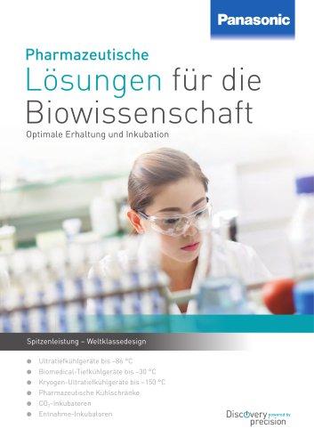 Pharmazeutische Lösungen für die Biowissenschaft