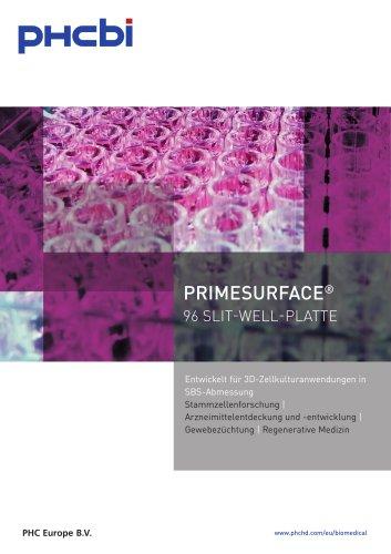 PRIMESURFACE® - 96 Slit-Well Plate