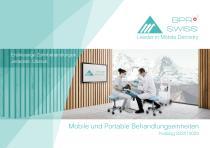 Mobile und Portable Behandlungseinheiten von BPR - 1