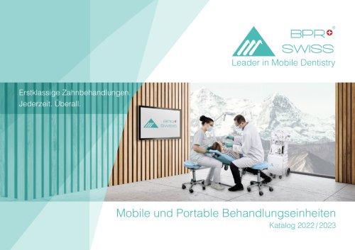 Mobile und Portable Behandlungseinheiten von BPR