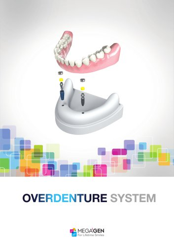 Overdenture system