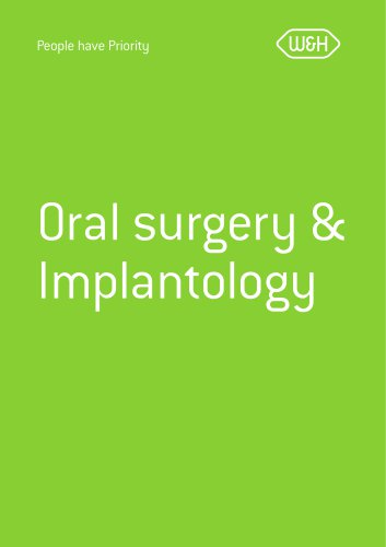 Oral surgery & Implantology