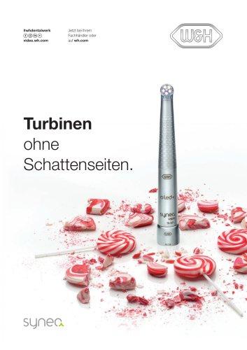 Turbinen ohne Schattenseiten