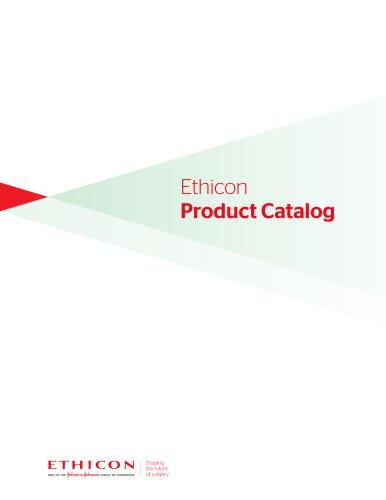 Ethicon Product Catalog