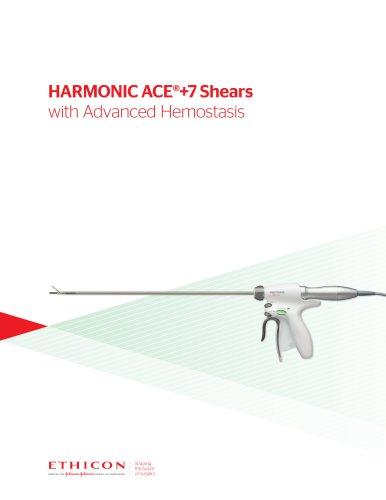 HARMONIC ACE®+7 Shears