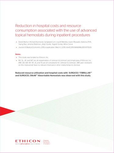 Surgicel JME reprint