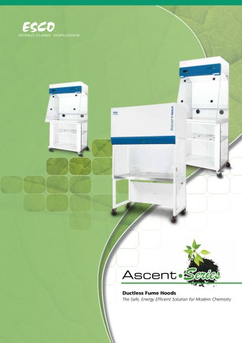 Ascent - Ductless Fume Hood