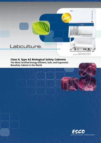 Biological Safety Cabinets Labculture® LA2