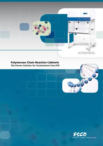 Polymerase Chain Reaction Cabinets