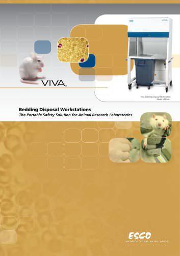 Viva - Bedding Disposal Workstations