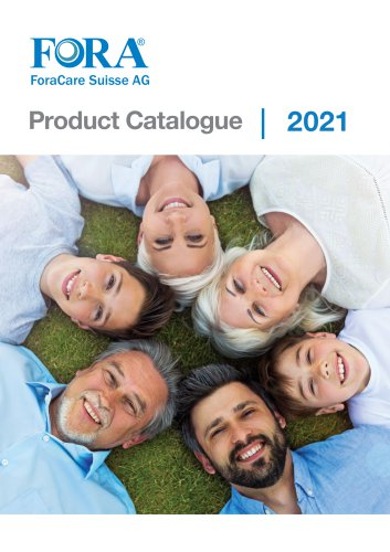 Product Catalogue 2020