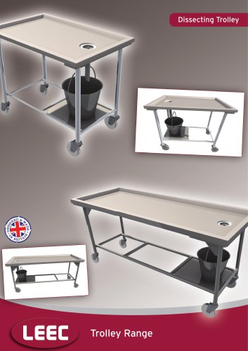 Dissecting trolley