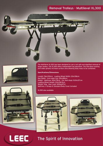 Multilevel Removal Trolley