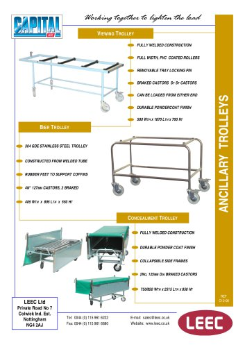 Viewing Trolley