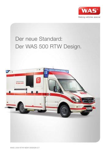 WAS 500 RTW Design