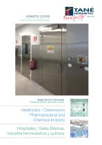 HERMETIC DOORS PUERTAS HERMÉTICAS