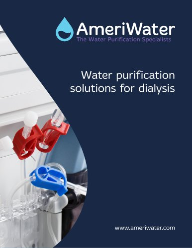AmeriWater Dialysis Water Solutions
