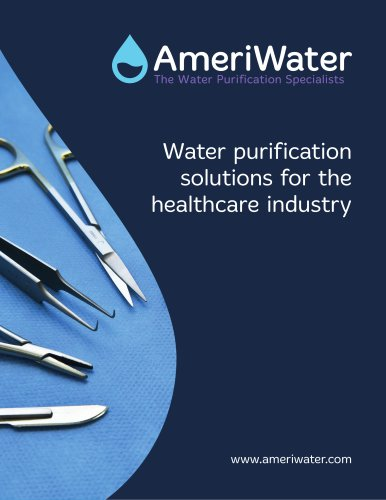 AmeriWater Healthcare Water Solutions
