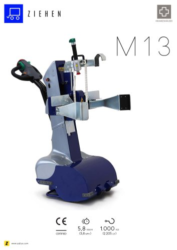 M13 Eletrozuggerät fur Krankenhausbetten
