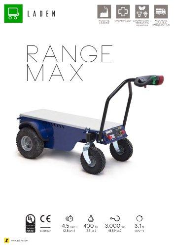 RANGE MAX Elektrofahrzeug