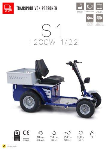 S1 elektrisches Multifunktionsfahrzeug
