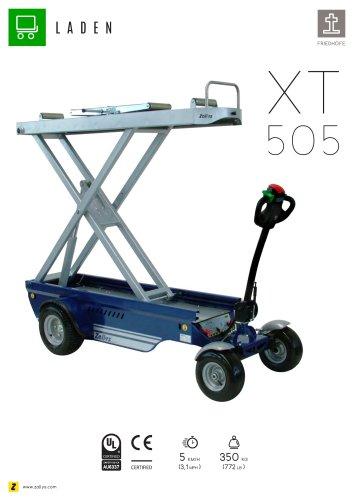 XT505 elekrisher Wagen mit Hubsystem