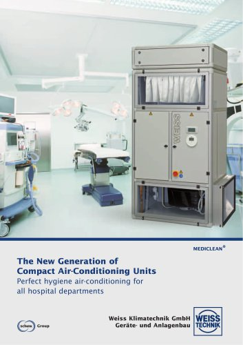 Compact Air-Conditioning Unit