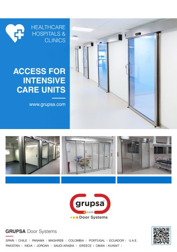 ACCESS FOR INTENSIVE CARE UNITS