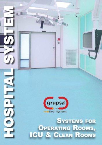 Hospital System Catalogue